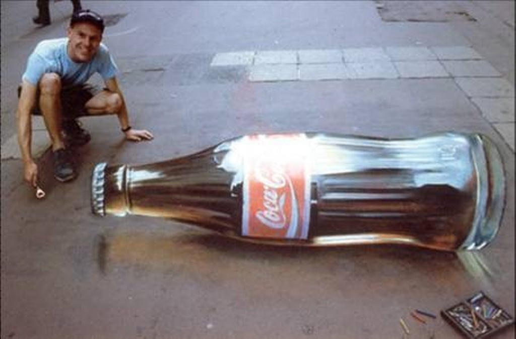 3D-Chalk-Art-Drawings-36 40 Most Fascinating 3D Chalk Art Drawings