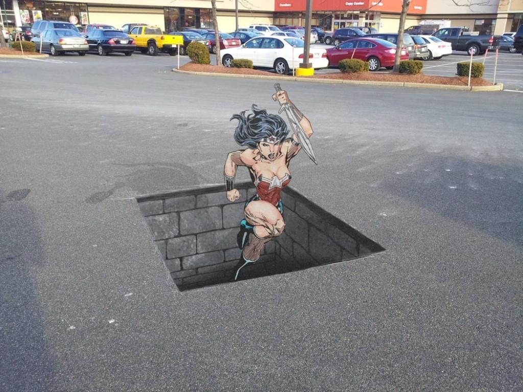 3D-Chalk-Art-Drawings-37 40 Most Fascinating 3D Chalk Art Drawings