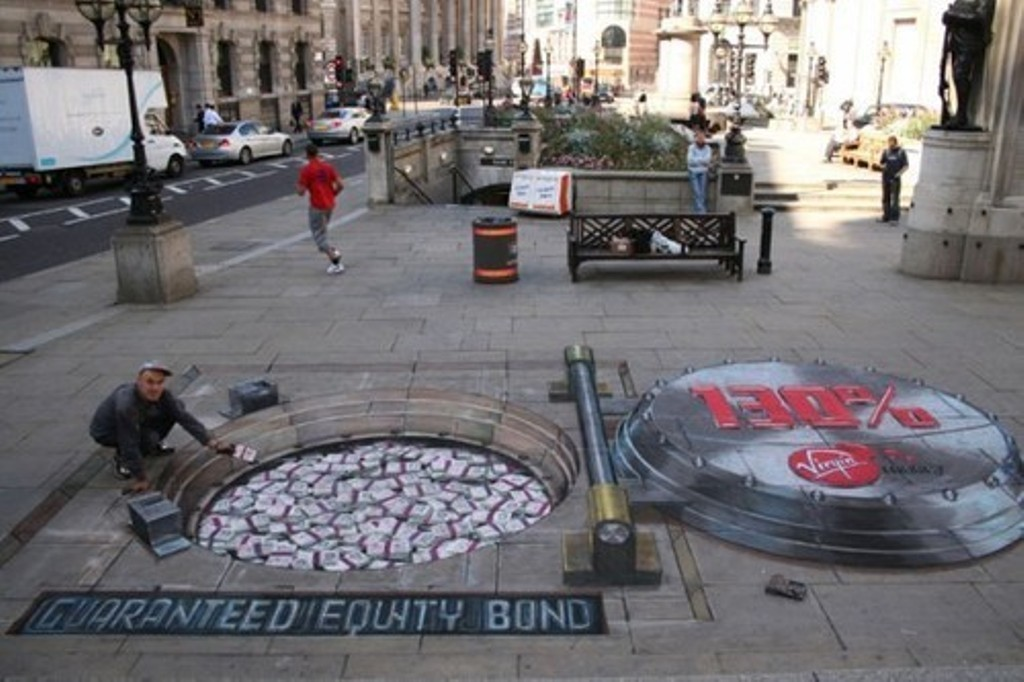 3D-Chalk-Art-Drawings-38 40 Most Fascinating 3D Chalk Art Drawings
