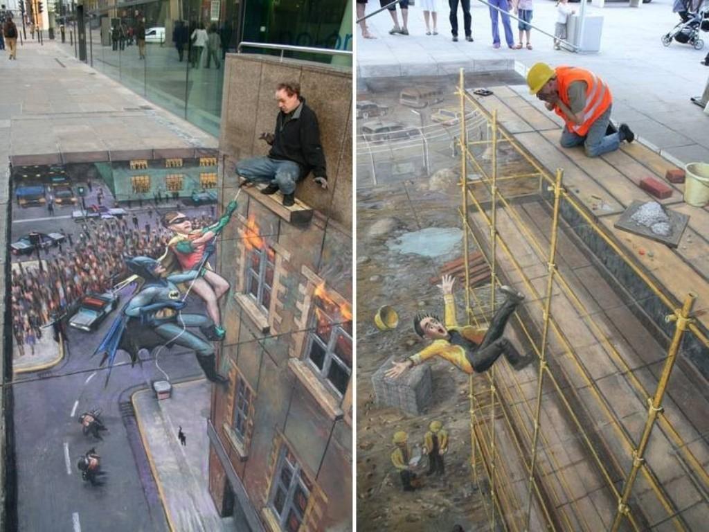 3D-Chalk-Art-Drawings-39 40 Most Fascinating 3D Chalk Art Drawings