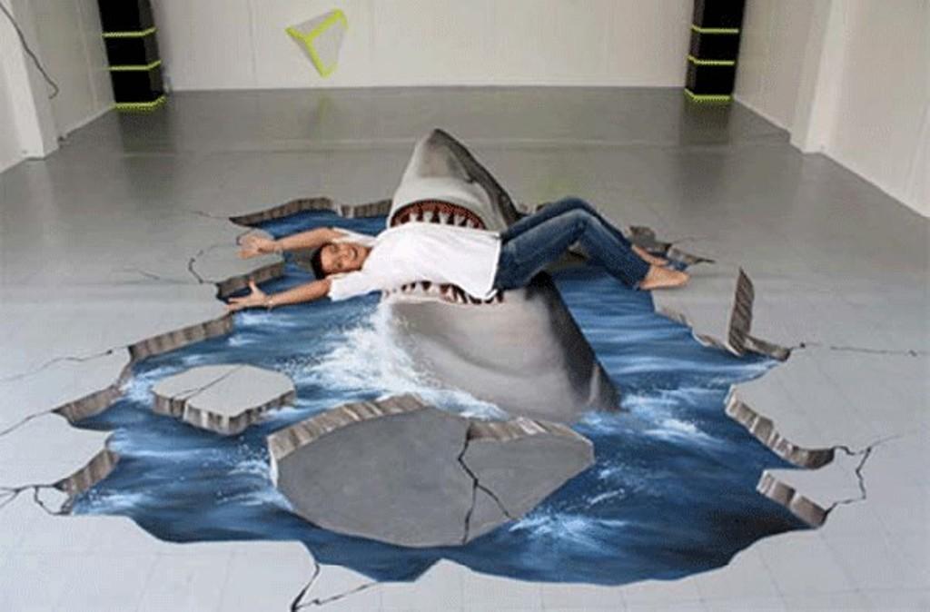 3D-Chalk-Art-Drawings-6 40 Most Fascinating 3D Chalk Art Drawings
