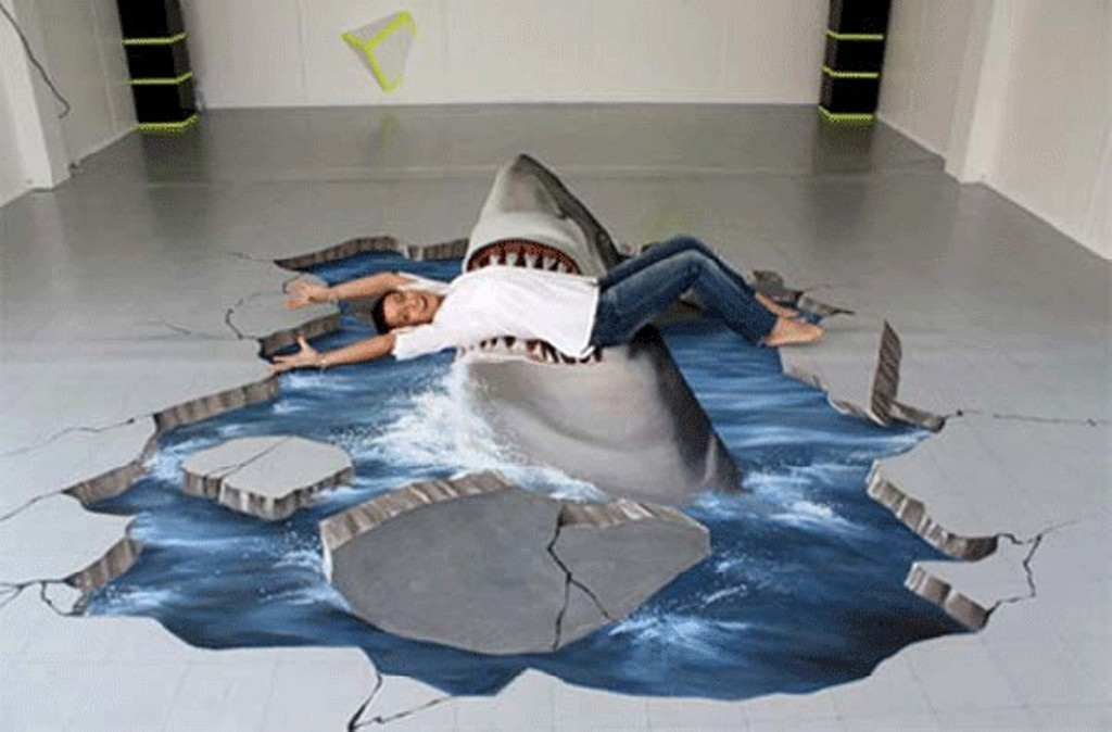 3D-Chalk-Art-Drawings-6 40 Most Fascinating 3D Chalk Art Drawings