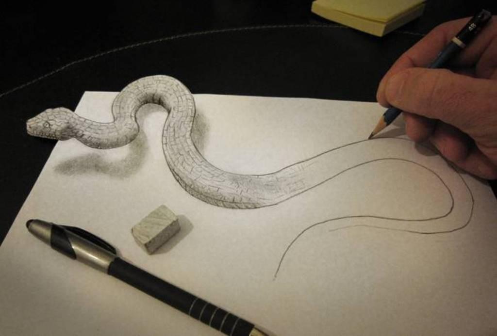 3D-Design-Sketchbooks-23 40 Most Inspiring 3D Design Sketchbooks