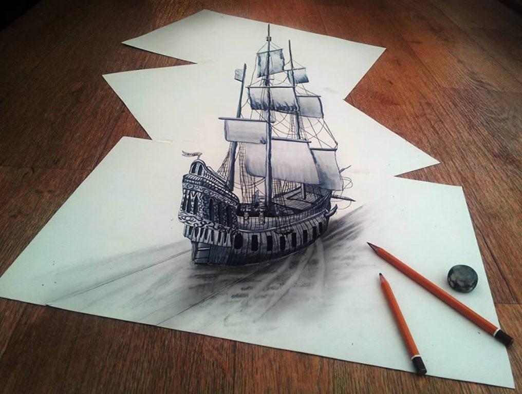 3D-Design-Sketchbooks-27 40 Most Inspiring 3D Design Sketchbooks