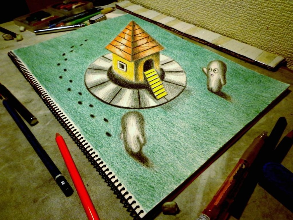 3D-Design-Sketchbooks-32 40 Most Inspiring 3D Design Sketchbooks