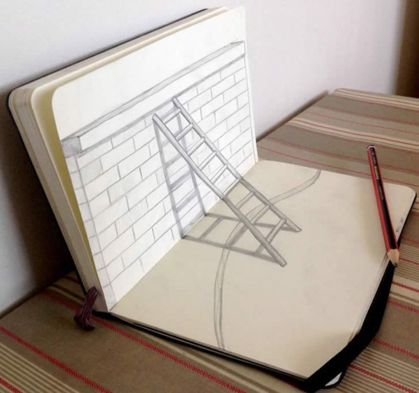 3D-Design-Sketchbooks-36 40 Most Inspiring 3D Design Sketchbooks