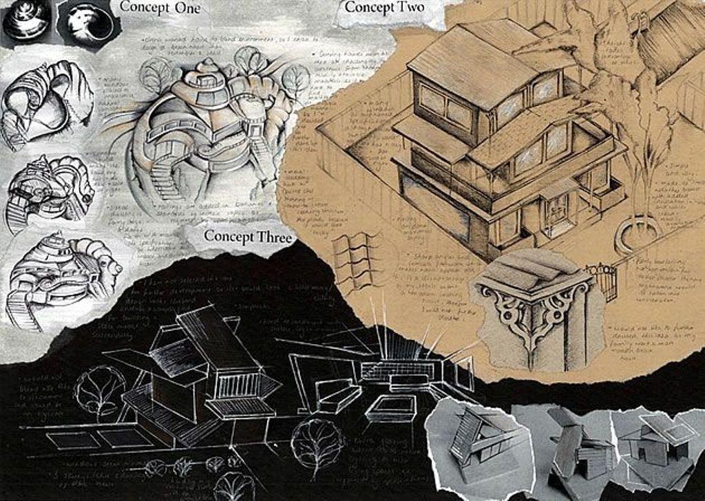 3D-Design-Sketchbooks 40 Most Inspiring 3D Design Sketchbooks