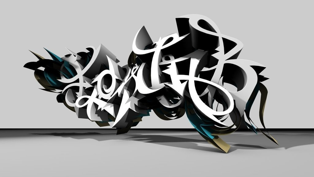 3D-Graffiti-Art-15 45 Most Awesome Works of 3D Graffiti Art