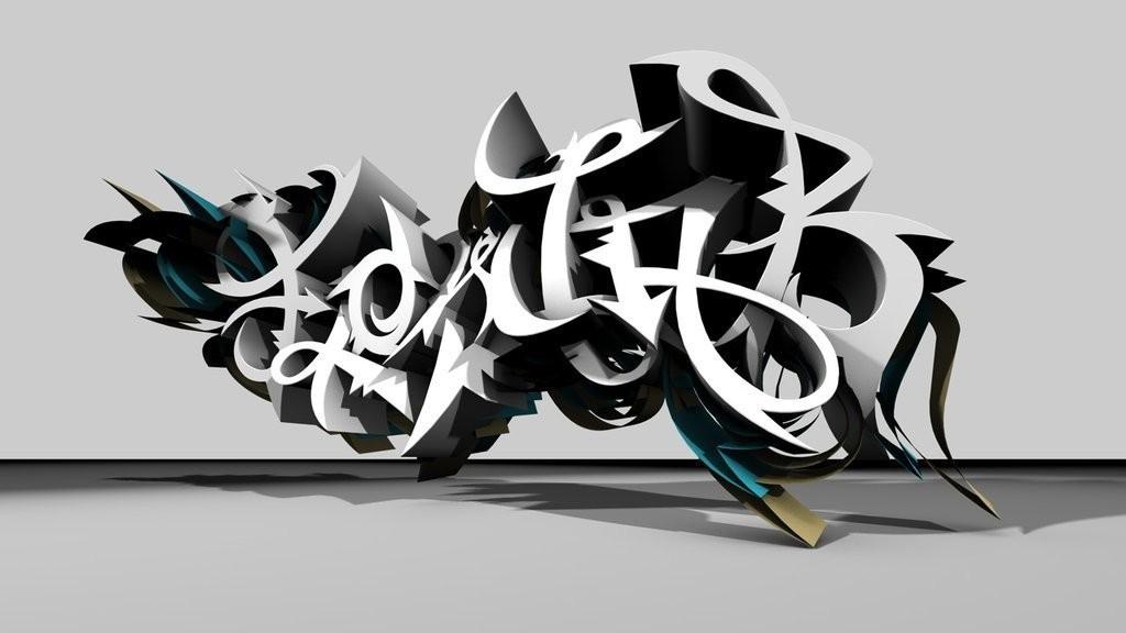 3D-Graffiti-Art-15 45 Most Awesome Works of 3D Graffiti Art