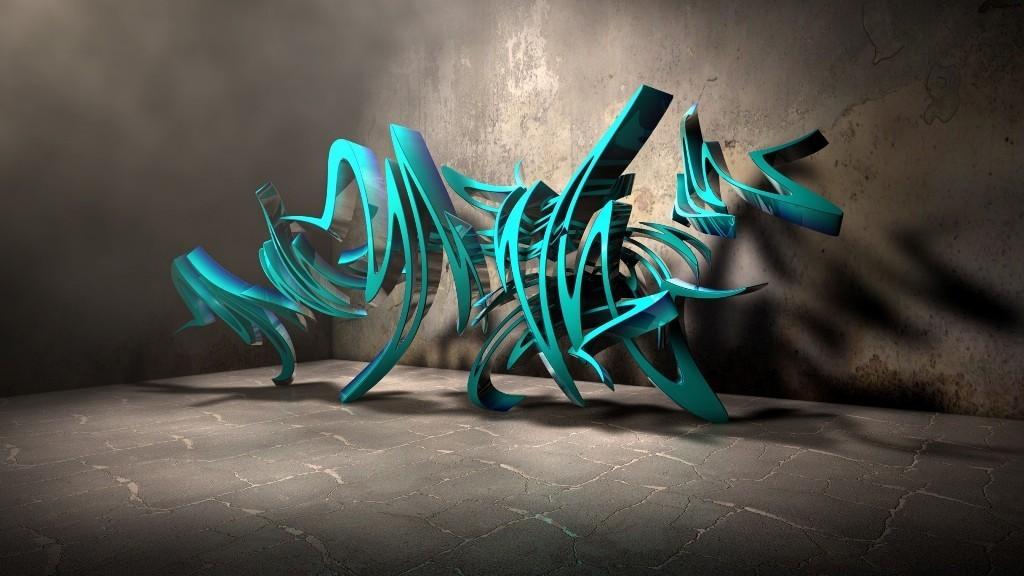 3D-Graffiti-Art-16 45 Most Awesome Works of 3D Graffiti Art
