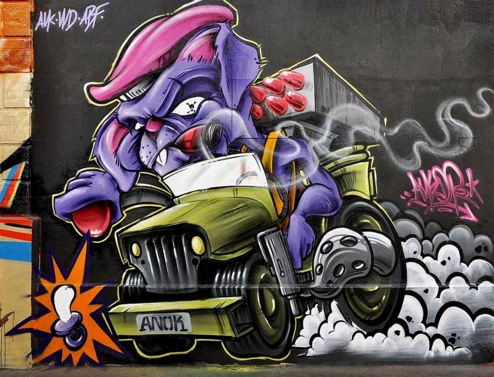 3D-Graffiti-Art-17 45 Most Awesome Works of 3D Graffiti Art
