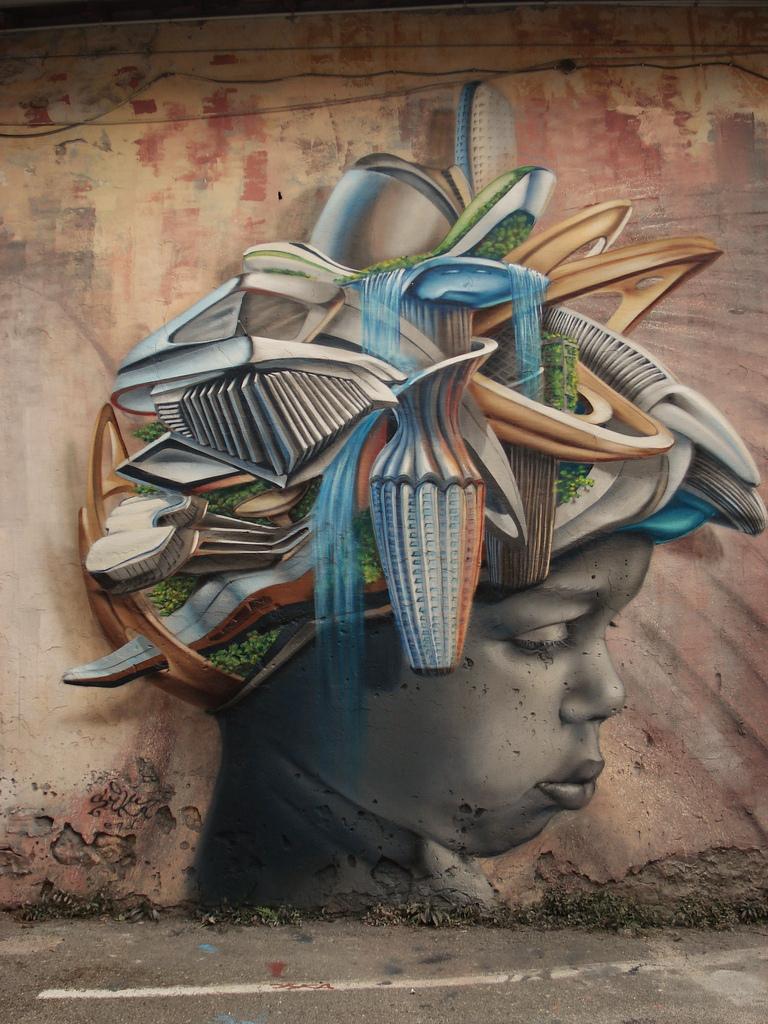 3D-Graffiti-Art-18 45 Most Awesome Works of 3D Graffiti Art