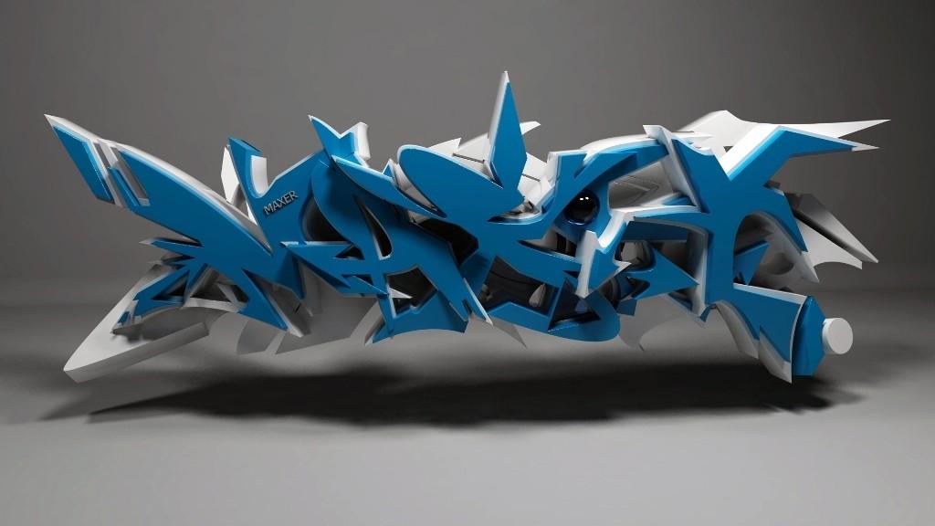 3D-Graffiti-Art-2 45 Most Awesome Works of 3D Graffiti Art