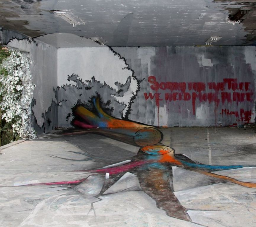 3D-Graffiti-Art-22 45 Most Awesome Works of 3D Graffiti Art