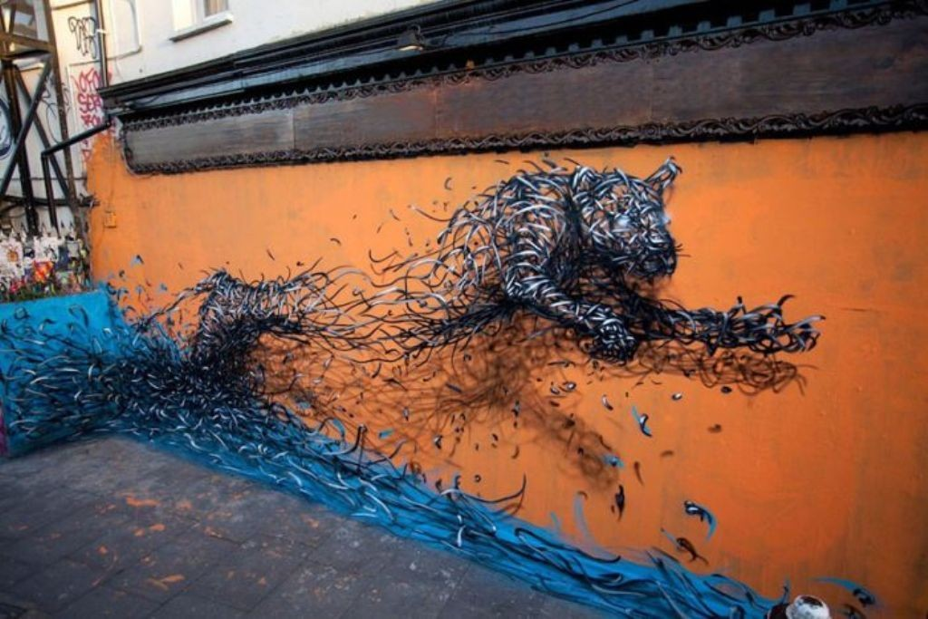 3D-Graffiti-Art-25 45 Most Awesome Works of 3D Graffiti Art