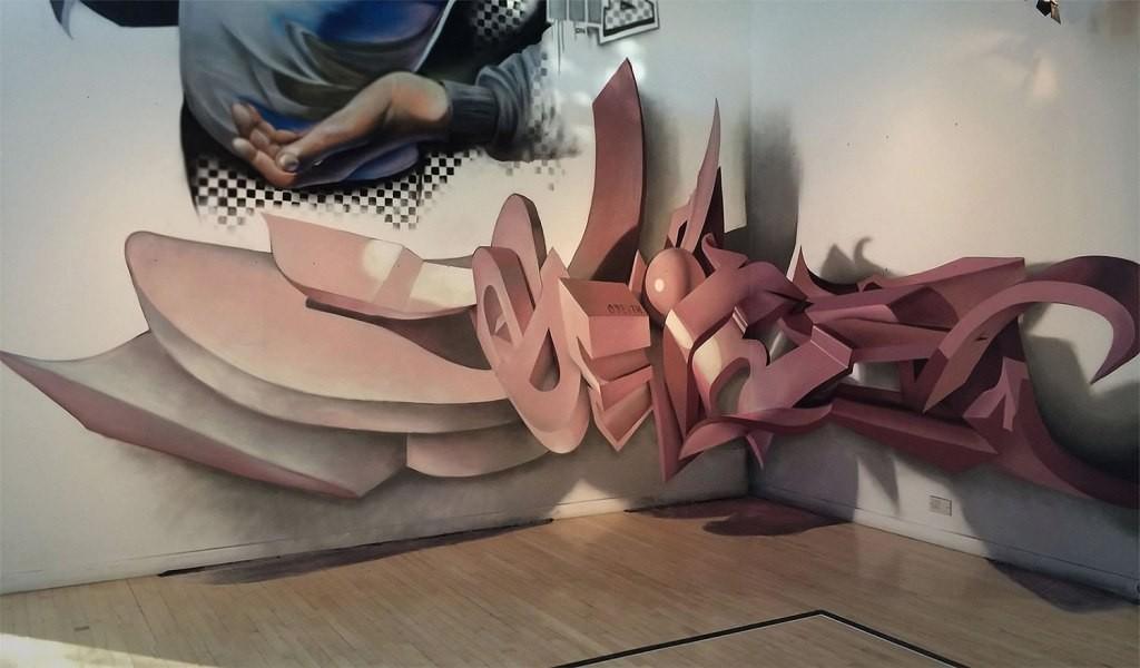 3D-Graffiti-Art-3 45 Most Awesome Works of 3D Graffiti Art