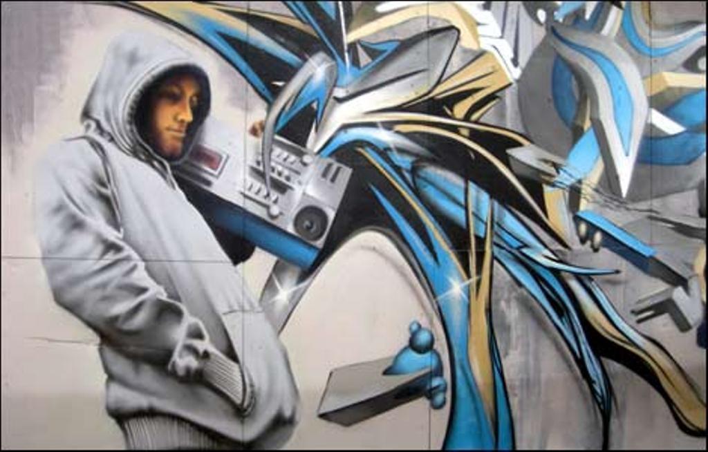 3D-Graffiti-Art-30 45 Most Awesome Works of 3D Graffiti Art