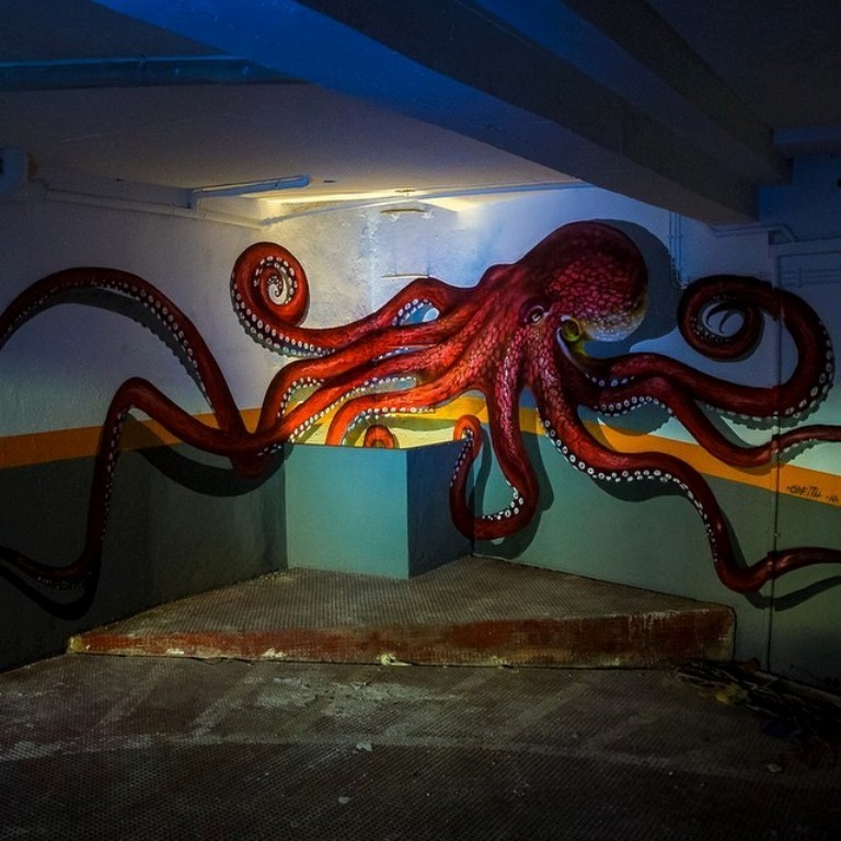 3D-Graffiti-Art-41 45 Most Awesome Works of 3D Graffiti Art