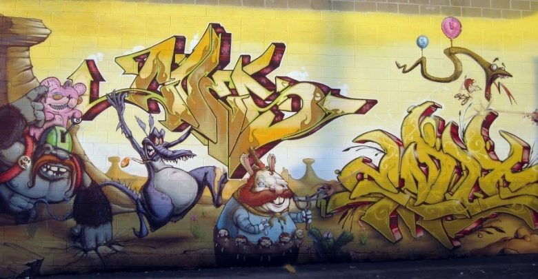 Photo of 45 Most Awesome Works of 3D Graffiti Art