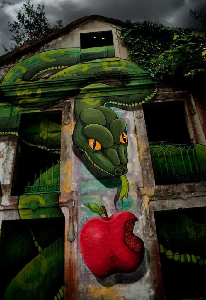3D-Graffiti-Art-43 45 Most Awesome Works of 3D Graffiti Art