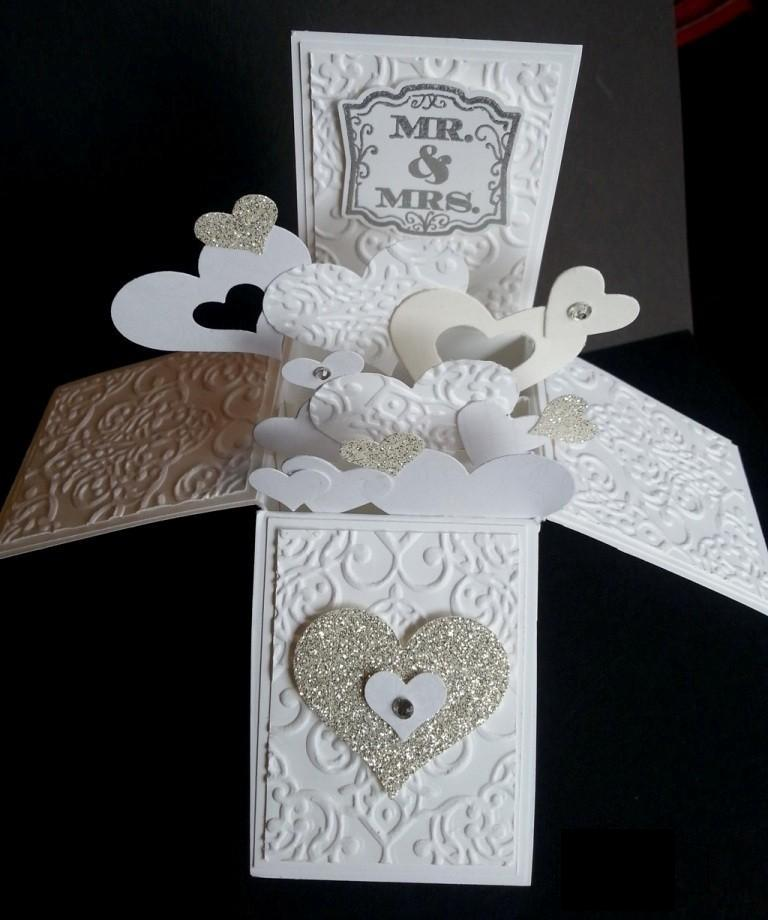 3D-Handmade-Box-Cards-10 45 Most Breathtaking 3D Handmade Box Cards