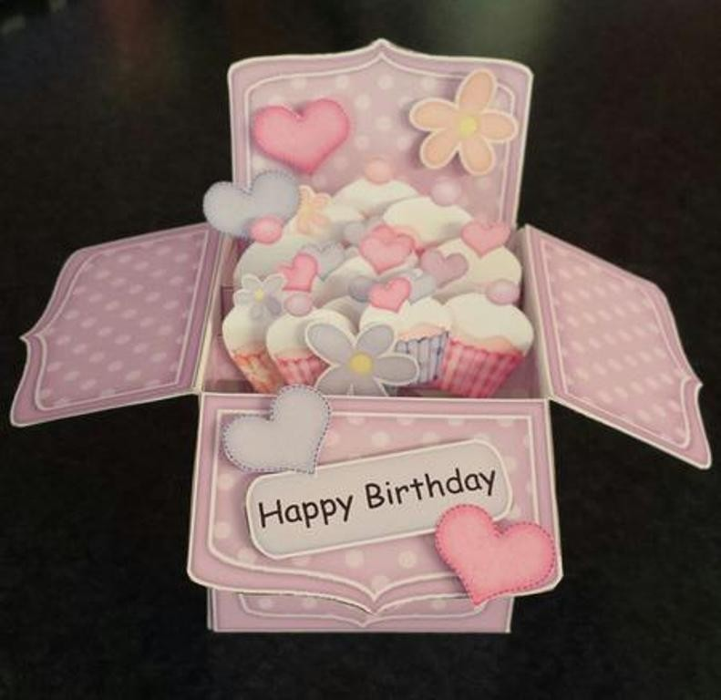 3D-Handmade-Box-Cards-11 45 Most Breathtaking 3D Handmade Box Cards