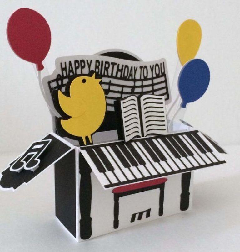 3D-Handmade-Box-Cards-12 45 Most Breathtaking 3D Handmade Box Cards