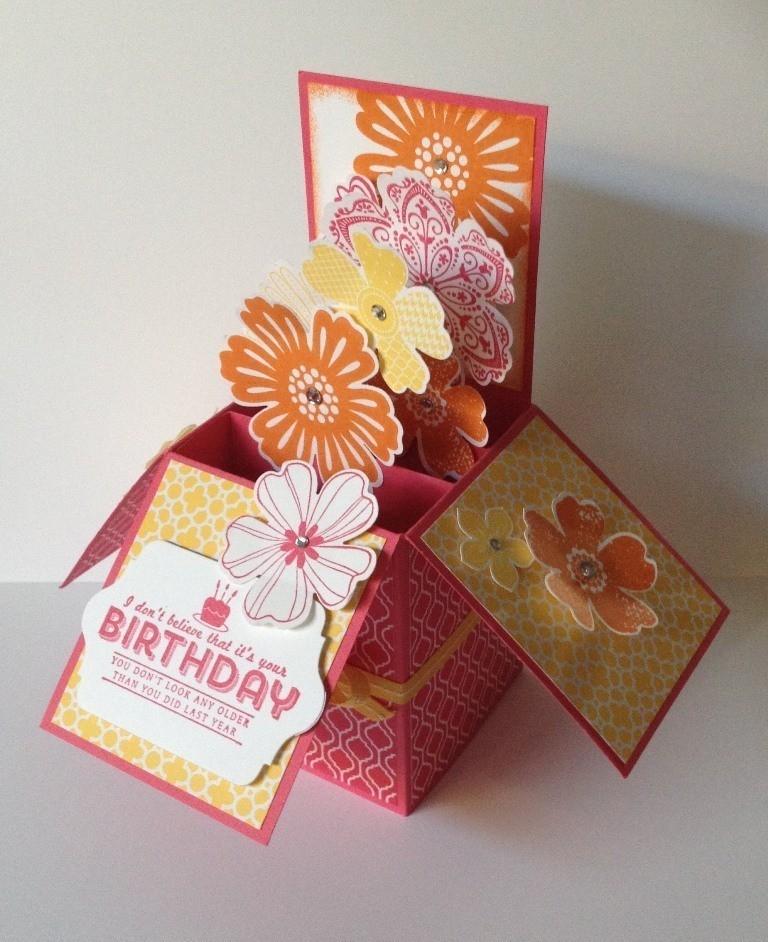 3D-Handmade-Box-Cards-17 45 Most Breathtaking 3D Handmade Box Cards