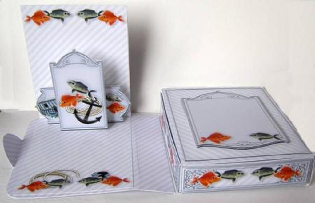 3D-Handmade-Box-Cards-20 45 Most Breathtaking 3D Handmade Box Cards