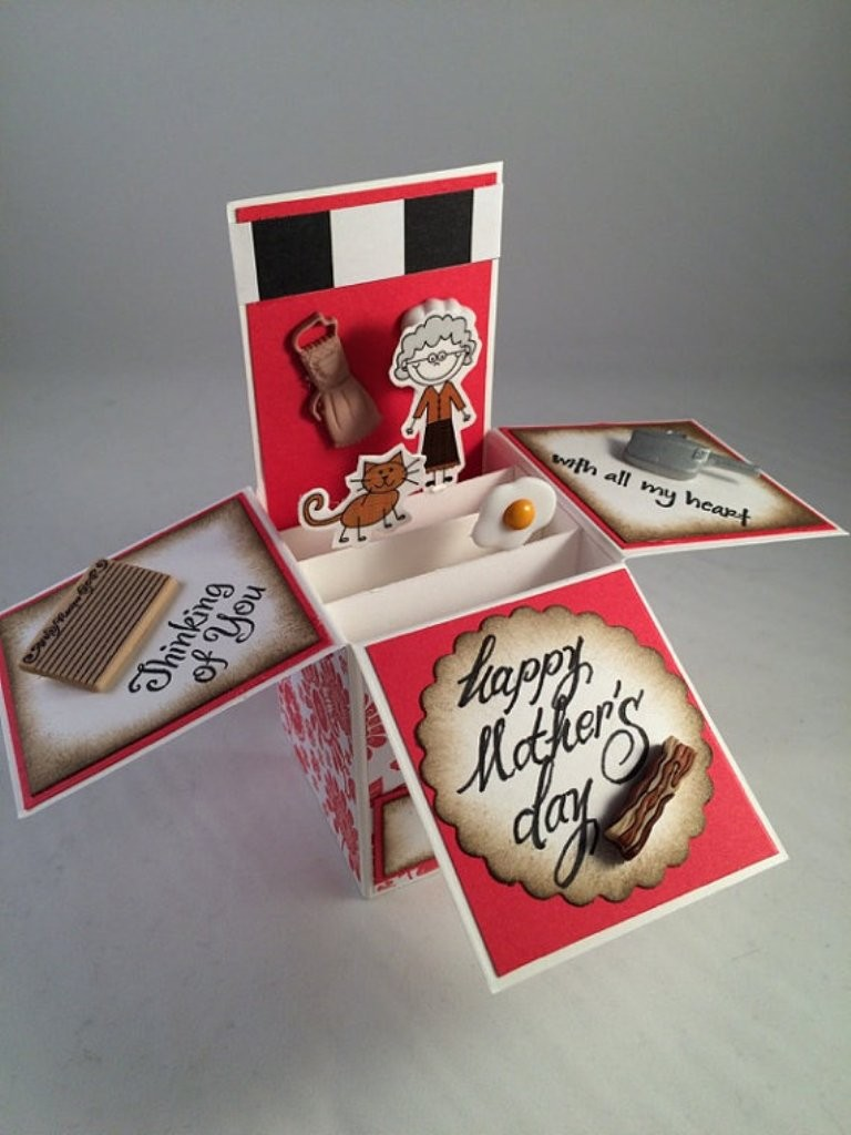 3D-Handmade-Box-Cards-22 45 Most Breathtaking 3D Handmade Box Cards