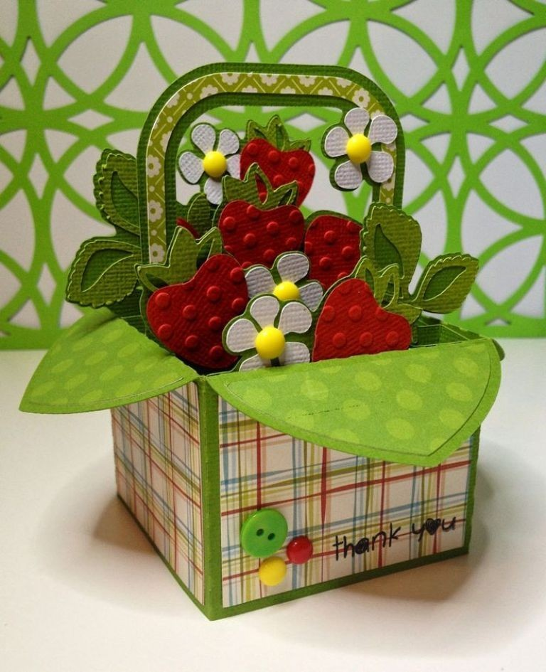 3D-Handmade-Box-Cards-23 45 Most Breathtaking 3D Handmade Box Cards