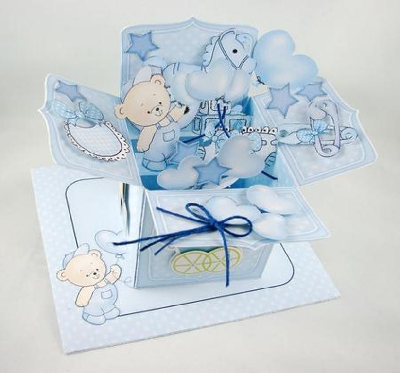 3D-Handmade-Box-Cards-3 45 Most Breathtaking 3D Handmade Box Cards