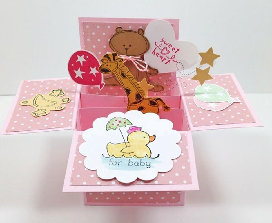 3D-Handmade-Box-Cards-33 45 Most Breathtaking 3D Handmade Box Cards