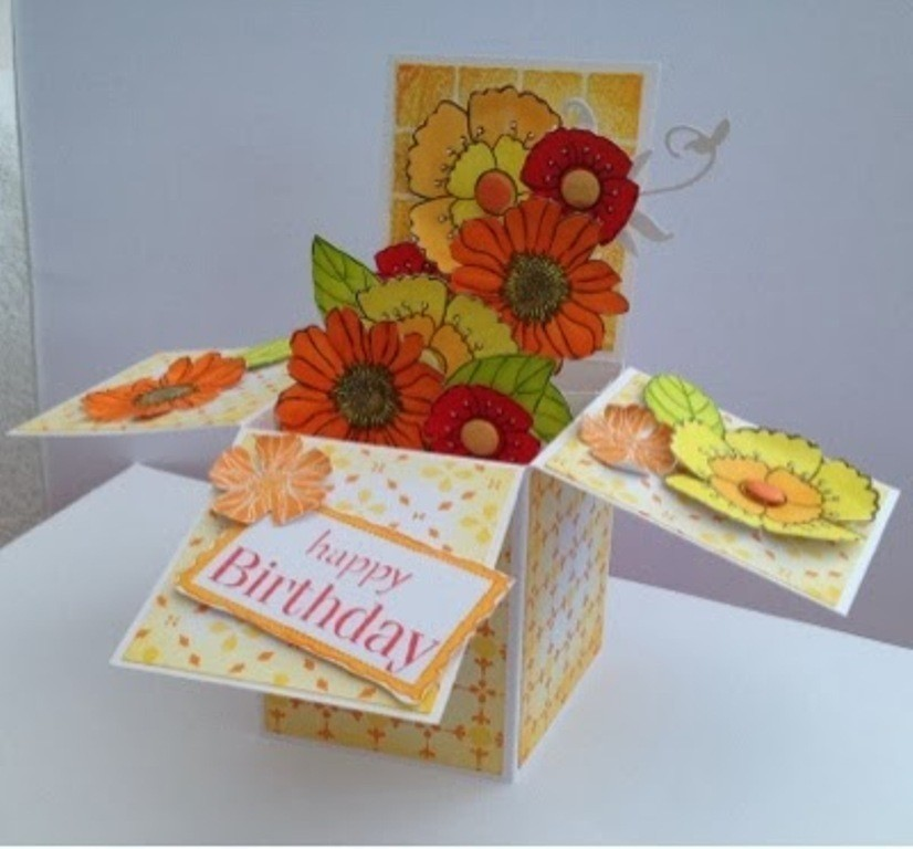 3D-Handmade-Box-Cards-35 45 Most Breathtaking 3D Handmade Box Cards