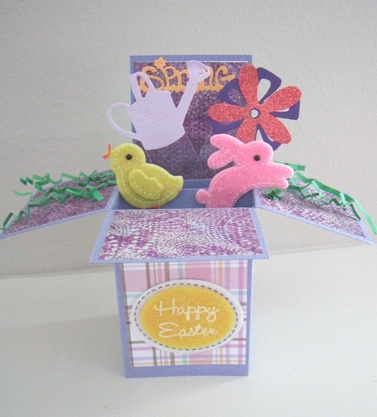 3D-Handmade-Box-Cards-38 45 Most Breathtaking 3D Handmade Box Cards