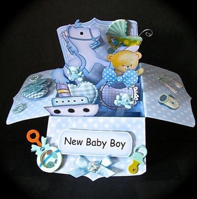3D-Handmade-Box-Cards-5 45 Most Breathtaking 3D Handmade Box Cards