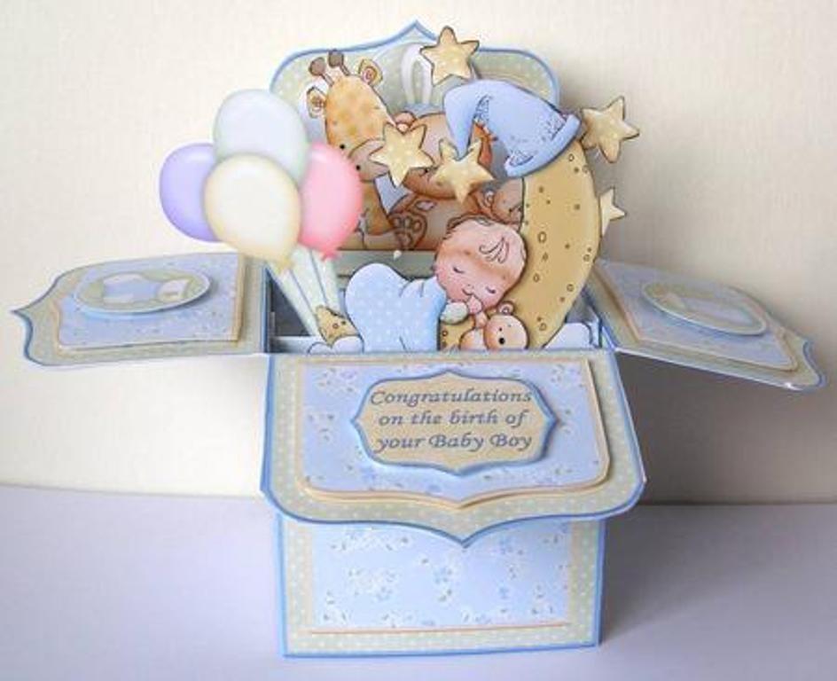 3D-Handmade-Box-Cards-7 45 Most Breathtaking 3D Handmade Box Cards