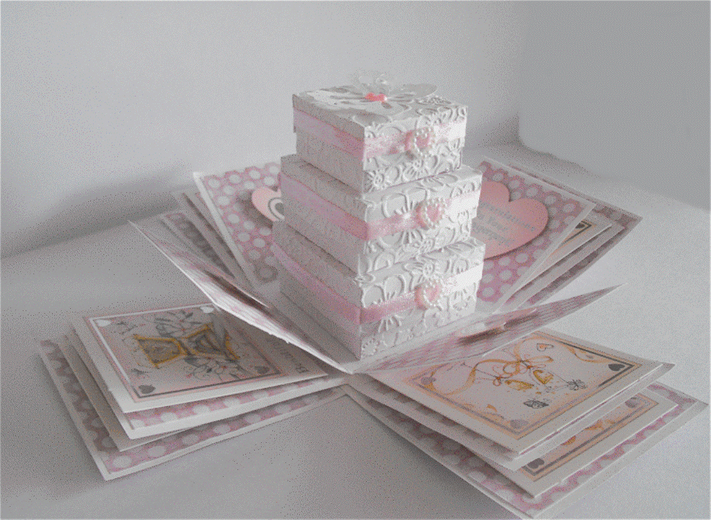 3D-Handmade-Box-Cards-9-1 45 Most Breathtaking 3D Handmade Box Cards