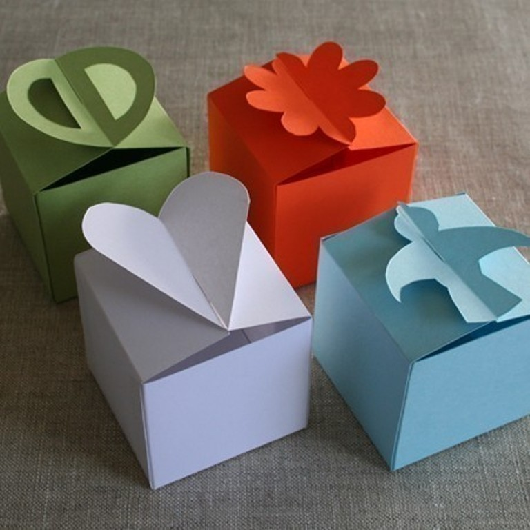 3D-Handmade-Gift-Boxes-18 60 Most Creative 3D Handmade Gift Boxes