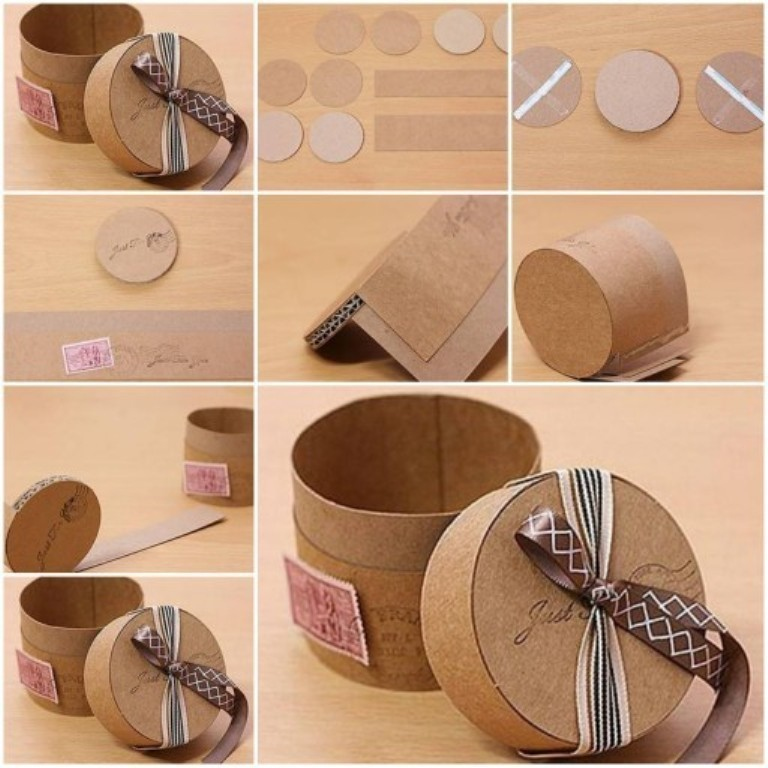 3D-Handmade-Gift-Boxes-42 60 Most Creative 3D Handmade Gift Boxes