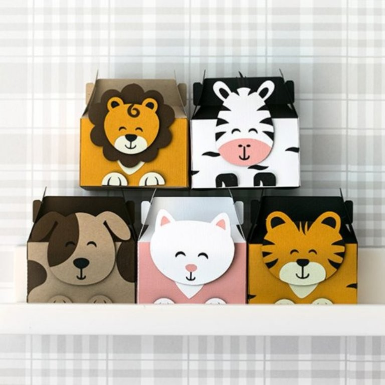3D-Handmade-Gift-Boxes-50 60 Most Creative 3D Handmade Gift Boxes
