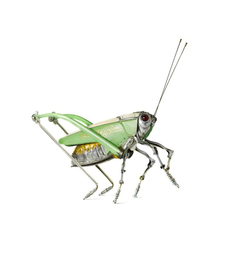 3D-Insects-and-Snails-111 49 Most Incredible 3D Insects and Snails
