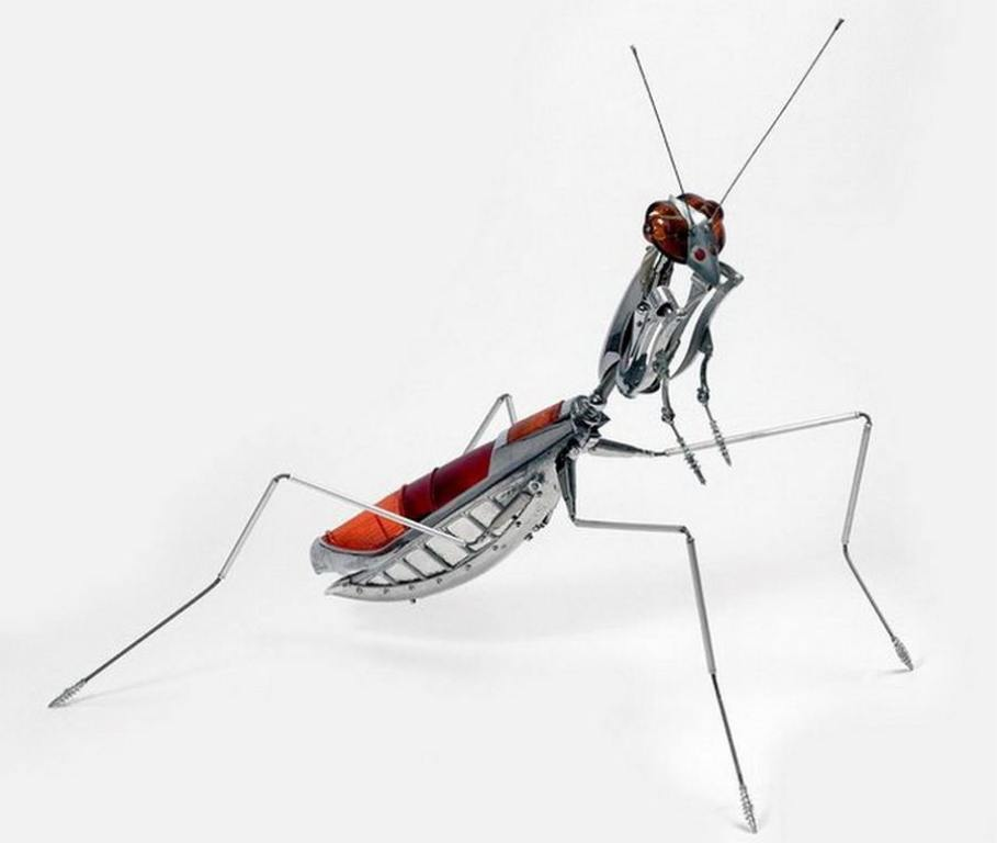 3D-Insects-and-Snails-13 49 Most Incredible 3D Insects and Snails