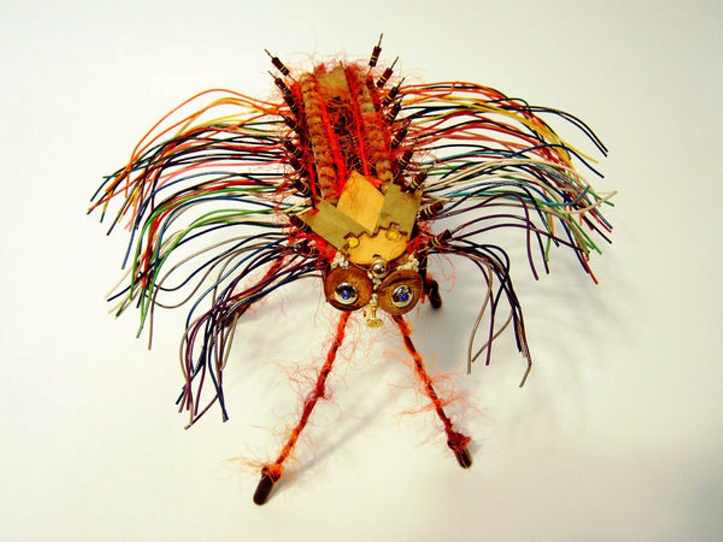 3D-Insects-and-Snails-20 49 Most Incredible 3D Insects and Snails