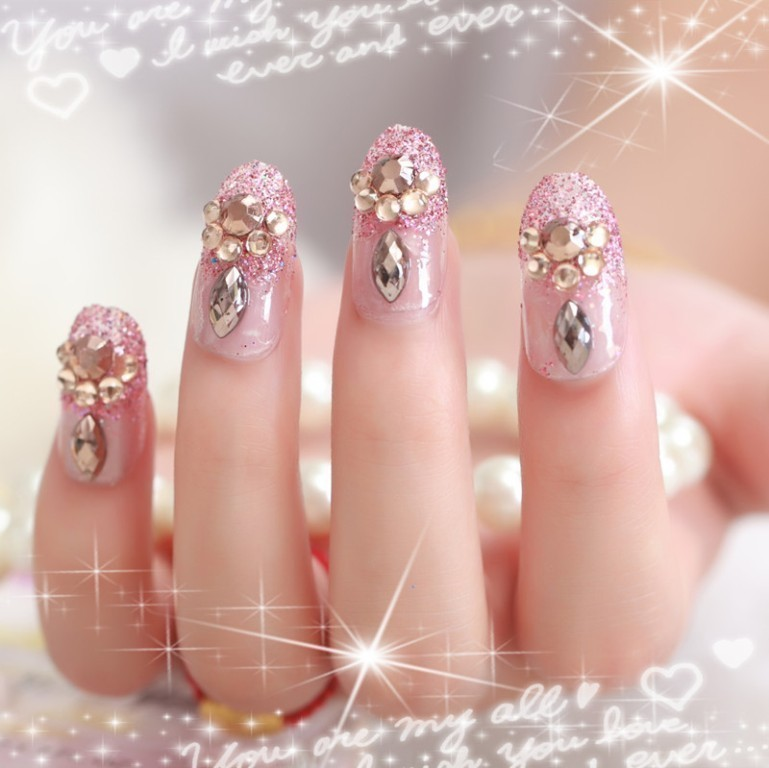 3D-Nail-Art-Designs-15 70 Hottest & Most Amazing 3D Nail Art Designs