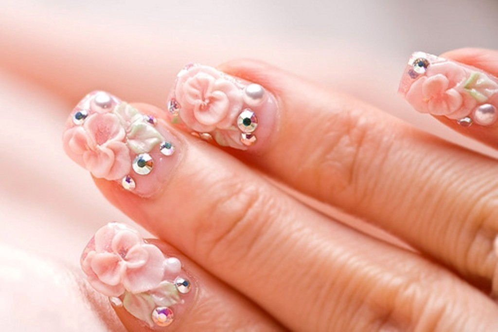 3D-Nail-Art-Designs-19 70 Hottest & Most Amazing 3D Nail Art Designs