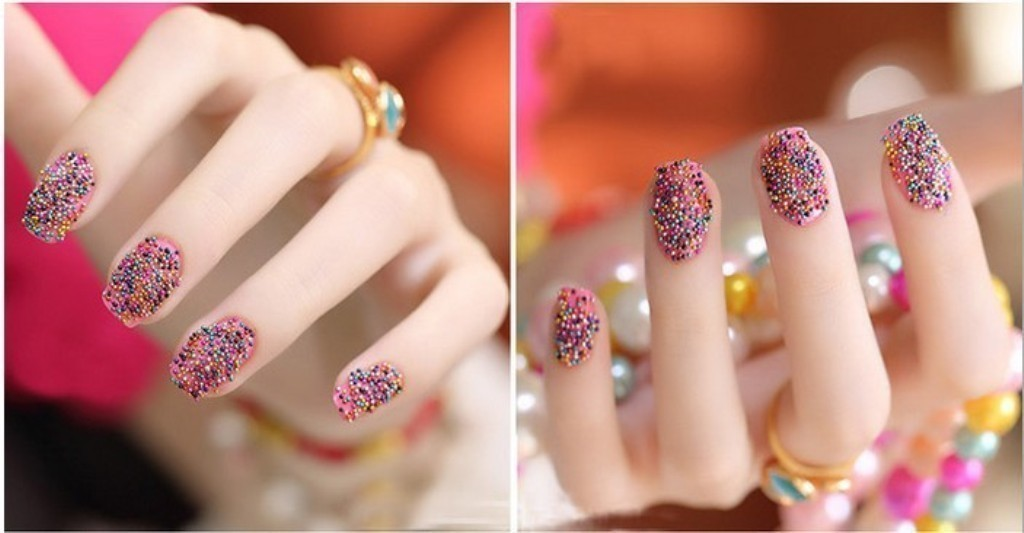 3D-Nail-Art-Designs-27 70 Hottest & Most Amazing 3D Nail Art Designs