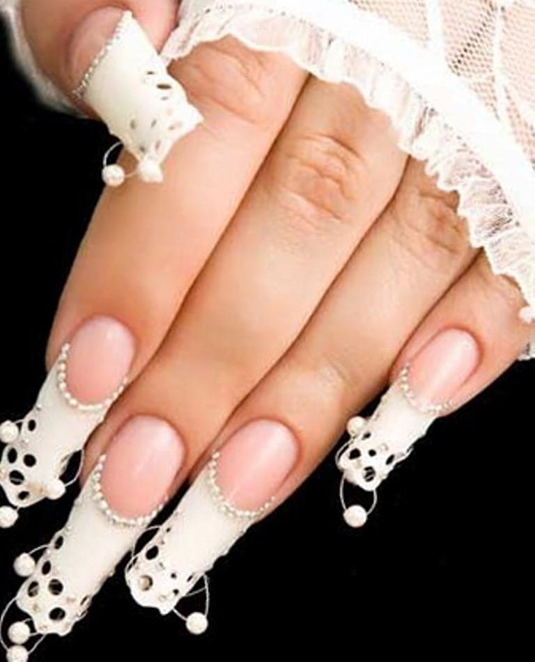 3D-Nail-Art-Designs-30 70 Hottest & Most Amazing 3D Nail Art Designs