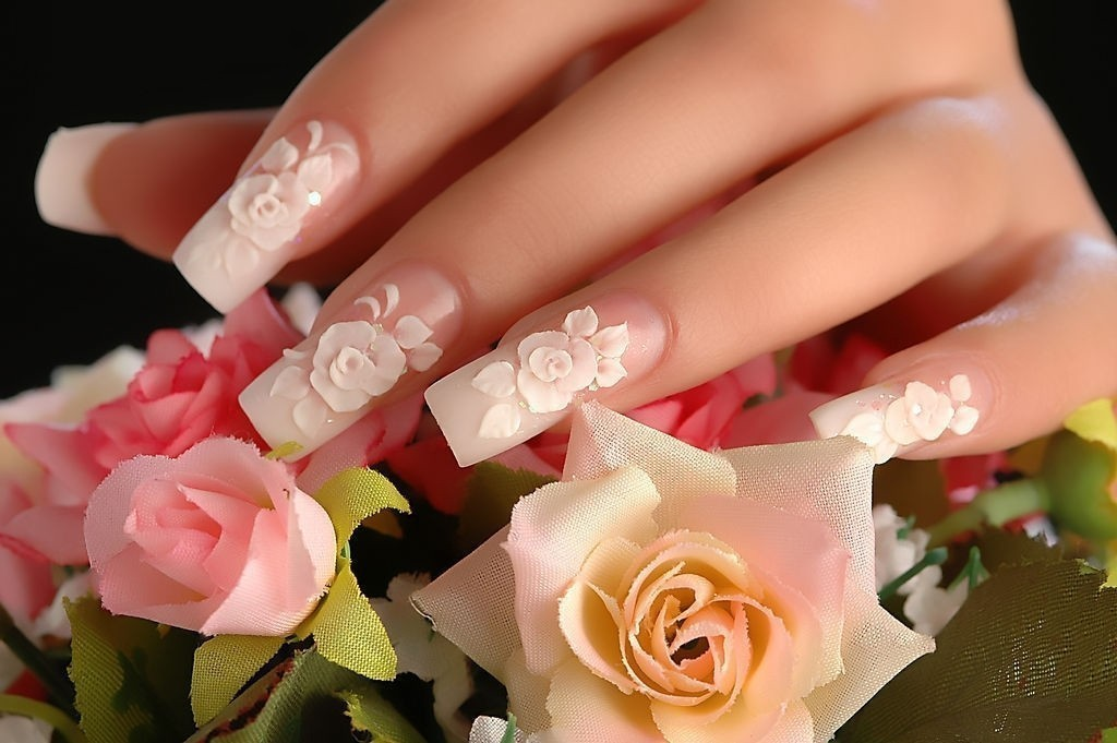 3D-Nail-Art-Designs-32 70 Hottest & Most Amazing 3D Nail Art Designs