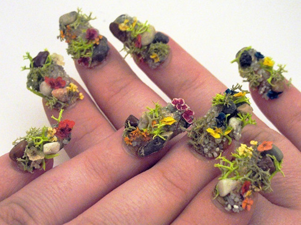 3D-Nail-Art-Designs-38 70 Hottest & Most Amazing 3D Nail Art Designs